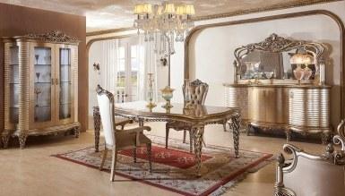 864 - Lüks Sayanora Klasik Yemek Odası