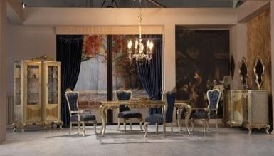 958 - Lüks Sefara Klasik Yemek Odası