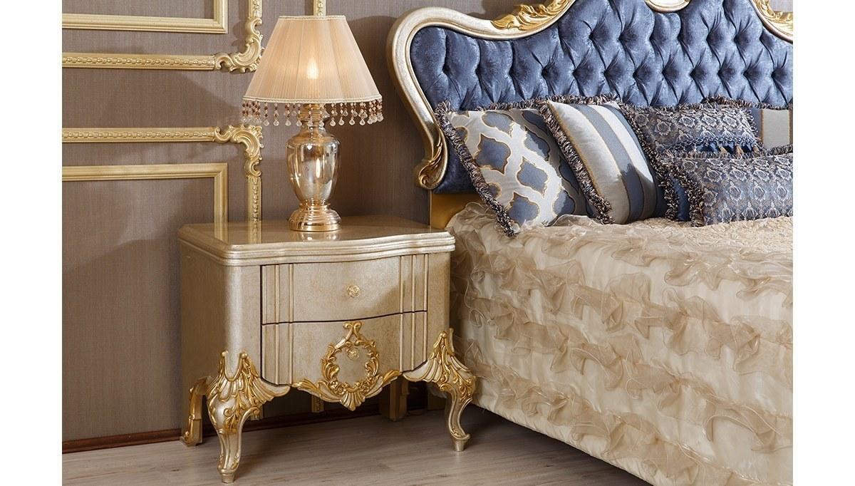 Lüks Sefela Klasik Yatak Odası