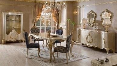 Lüks Sefela Klasik Yemek Odası - Thumbnail