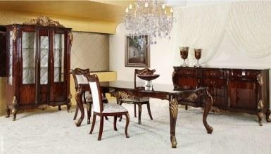 770 - Lüks Segedin Ceviz Yemek Odası