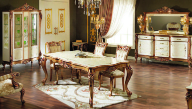 770 - Lüks Segedin Klasik Yemek Odası