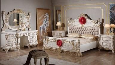 792 - Lüks Şehnaz Klasik Yatak Odası