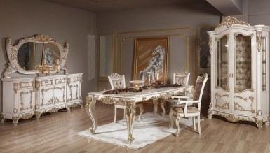 792 - Lüks Şehnaz Klasik Yemek Odası
