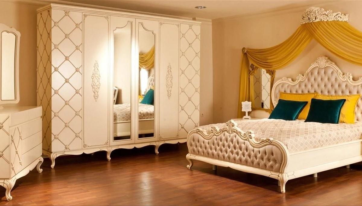 Lüks Şehrazat Klasik Yatak Odası