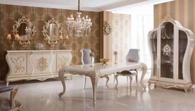 623 - Lüks Şehzade Klasik Yemek Odası