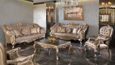 Lüks Selçuklu Klasik غرفة الجلوس