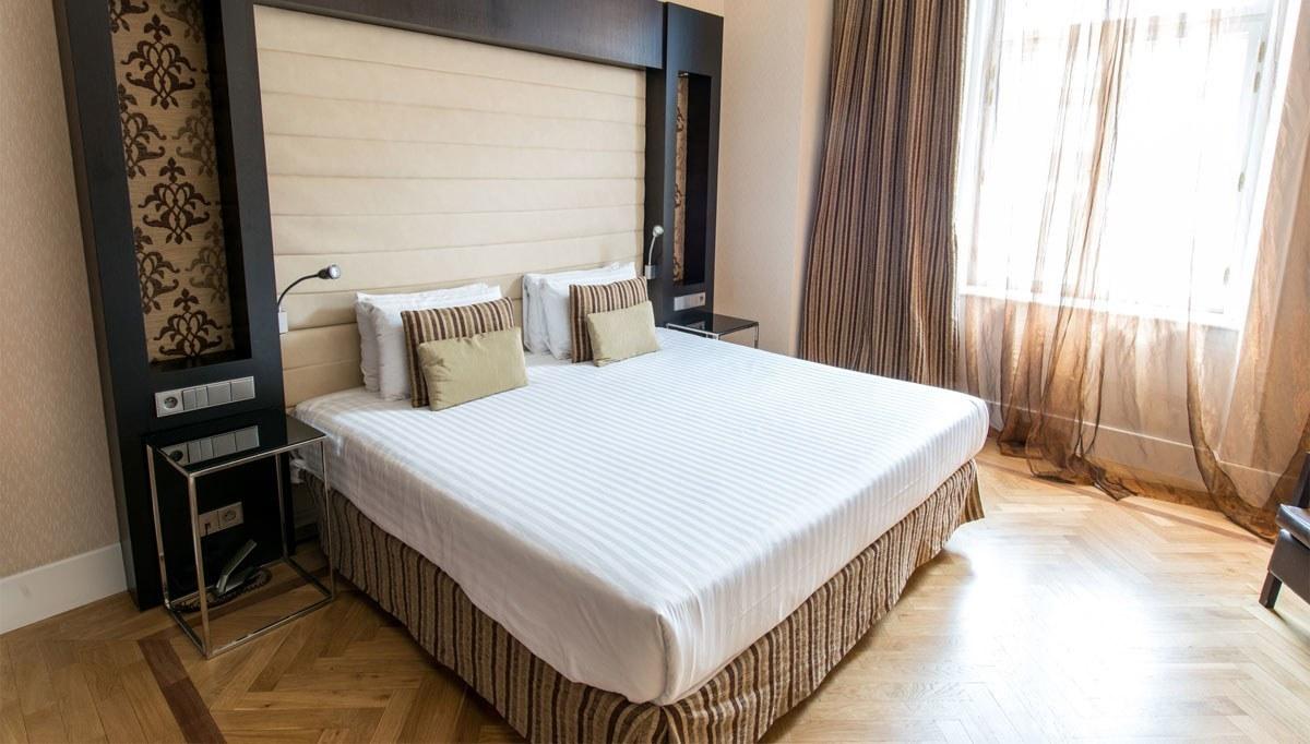 Lüks Semara Otel Odası
