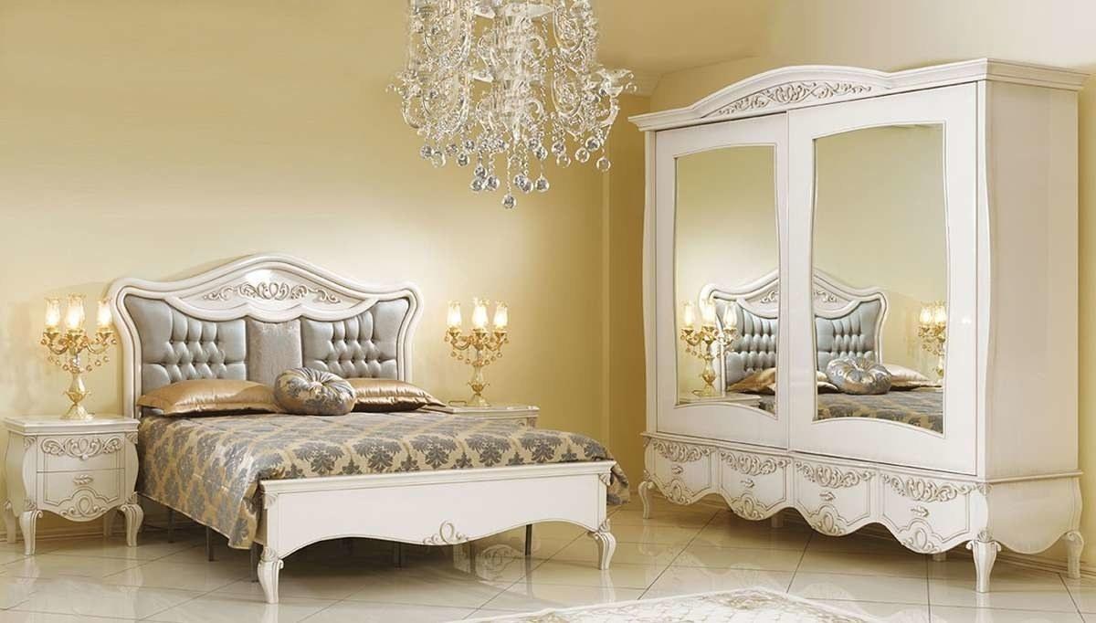 Lüks Şems Klasik Yatak Odası