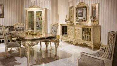 623 - Lüks Senire Klasik Yemek Odası