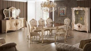 Lüks Senorita Klasik Yemek Odası - Thumbnail