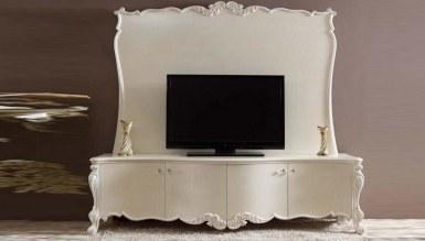 748 - Lüks Seramon Klasik TV Ünitesi