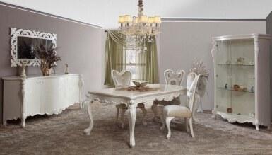 748 - Lüks Seramon Klasik Yemek Odası