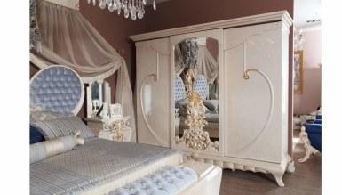 Lüks Serdivan Klasik Yatak Odası - Thumbnail