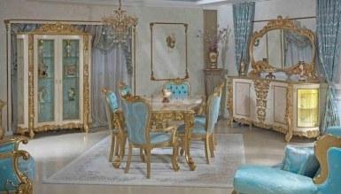 Lüks Sertay Klasik Yemek Odası - Thumbnail