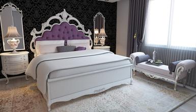 Lüks Sevilla Klasik Yatak Odası - Thumbnail