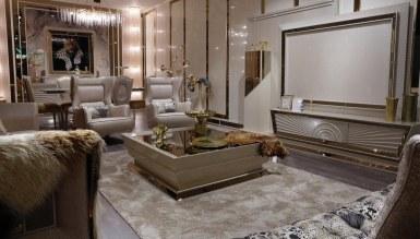 Lüks Sewena Art Deco TV Ünitesi - Thumbnail