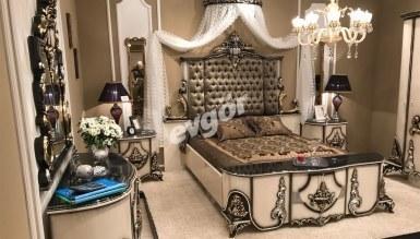 566 - Lüks Siarna Klasik Yatak Odası