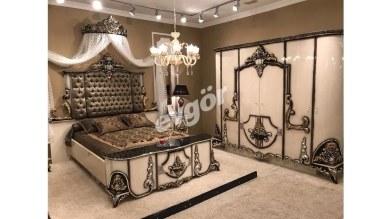 Lüks Siarna Klasik Yatak Odası - Thumbnail