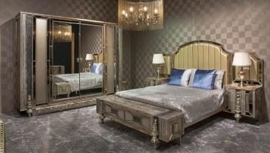 Lüks Silvero Klasik Yatak Odası - Thumbnail