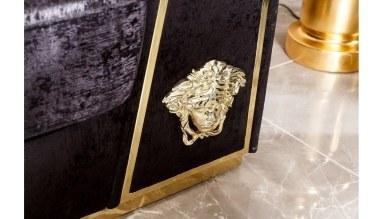 Lüks Silvona Luxury Koltuk Takımı - Thumbnail