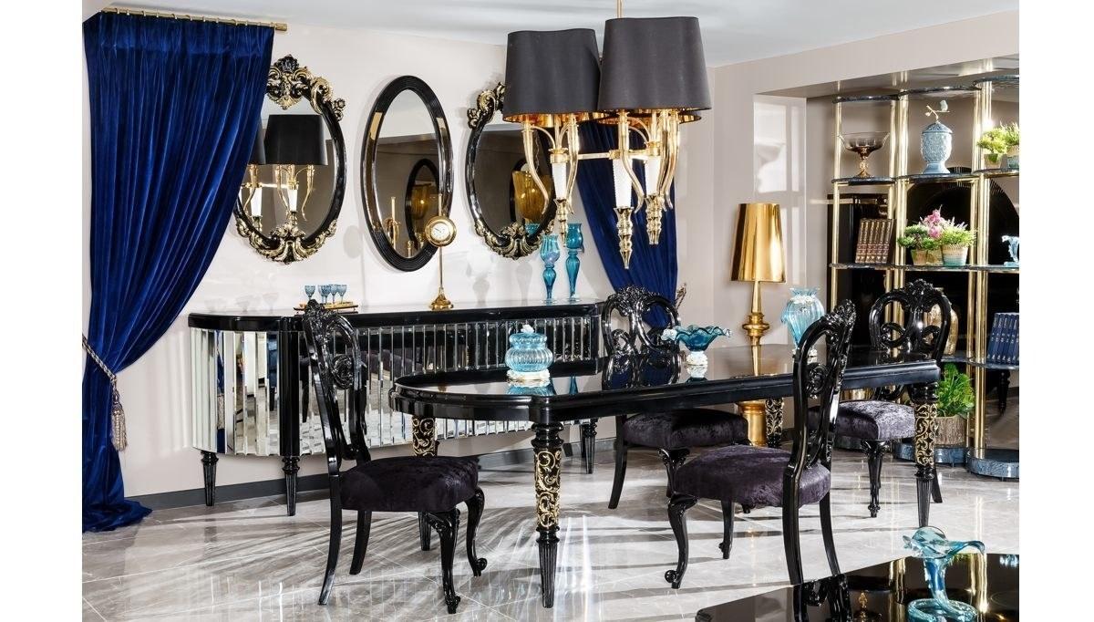 Lüks Silvona Luxury Yemek Odası