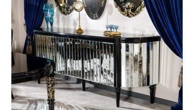 Lüks Silvona Luxury Yemek Odası - Thumbnail