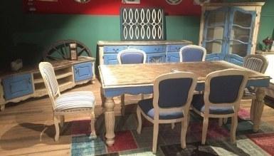 778 - Lüks Sinatra Country Yemek Odası