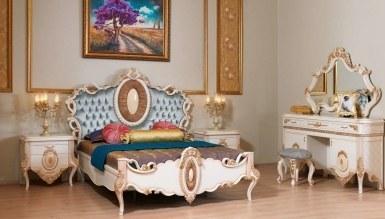 770 - Lüks Sırma Klasik Yatak Odası