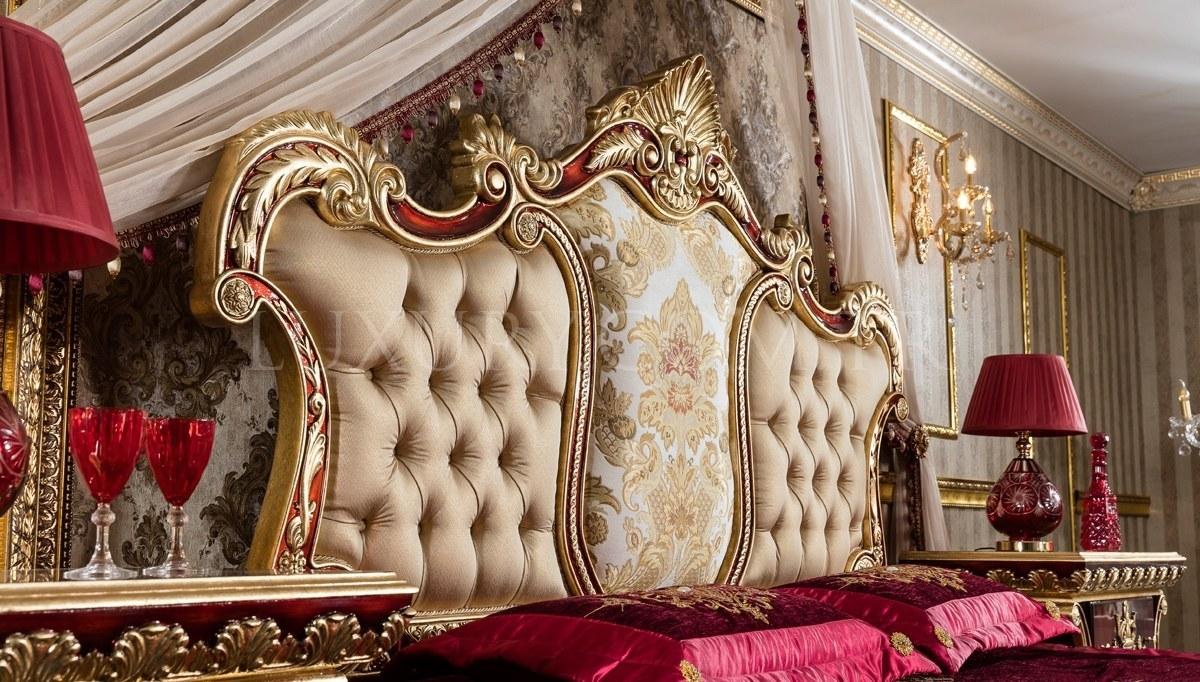 Lüks Soçi Klasik Yatak Odası