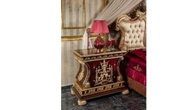 Lüks Soçi Klasik Yatak Odası - Thumbnail