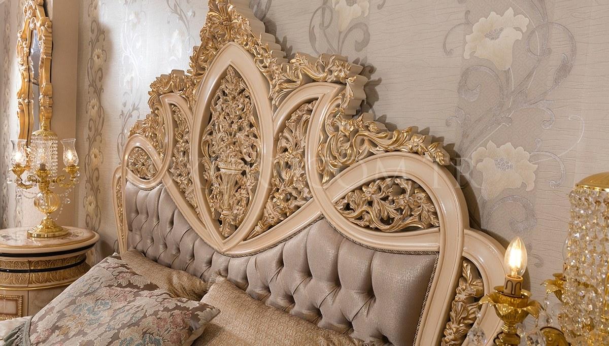 Lüks Sofena Klasik Yatak Odası