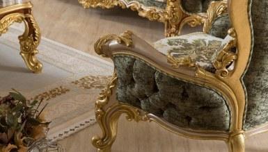 Lüks Sofia Klasik Koltuk Takımı - Thumbnail