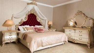 787 - Lüks Söke Klasik Yatak Odası