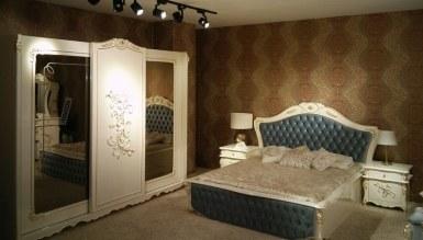 942 - Lüks Soleze Klasik Yatak Odası