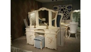 Lüks Soleze Klasik Yatak Odası - Thumbnail