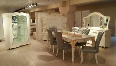 942 - Lüks Soleze Klasik Yemek Odası