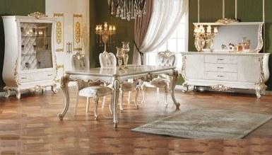 770 - Lüks Soprano Klasik Yemek Odası