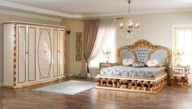 Lüks Sorguç Klasik غرفة النوم