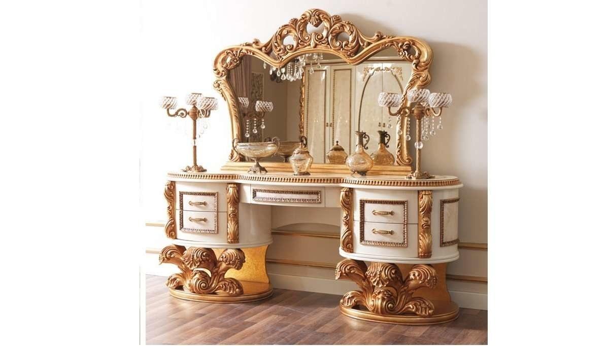 Lüks Sorguç Klasik Yatak Odası