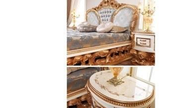 Lüks Sorguç Klasik Yatak Odası - Thumbnail
