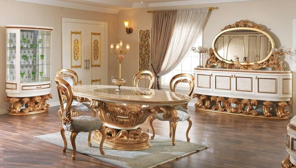 Lüks Sorguç Klasik Yemek Odası