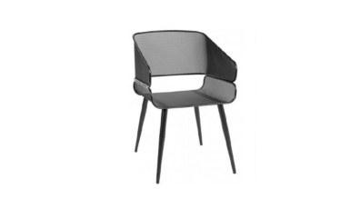 1009 - Lüks Stabil Metal Ayaklı Sandalye