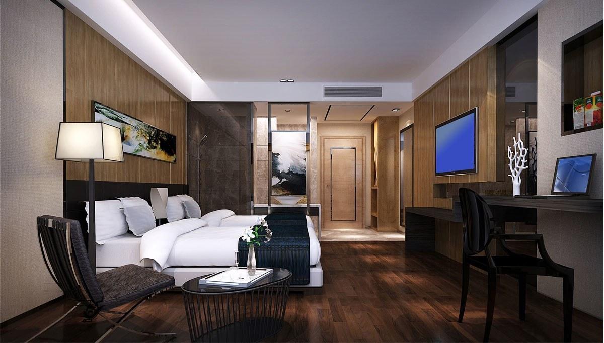 Lüks Sukuta Otel Odası