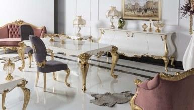 200 - Lüks Süleymanşah Klasik Yemek Odası