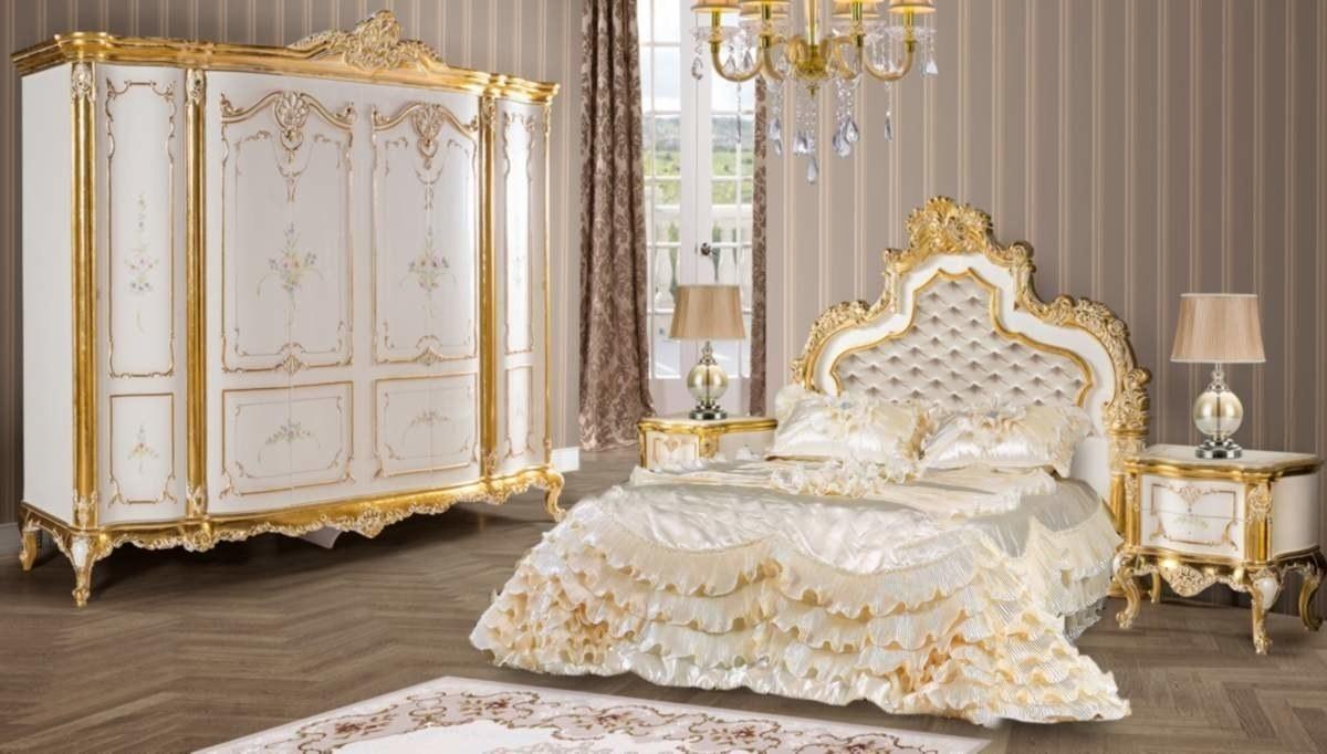 Lüks Sümer Klasik Yatak Odası
