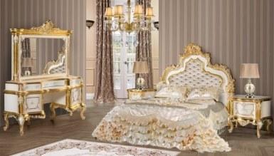 Lüks Sümer Klasik Yatak Odası - Thumbnail