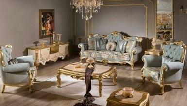 Lüks Tac Mahal Klasik Koltuk Takımı