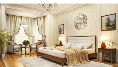 Lüks Tahla Otel Odası