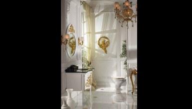 Lüks Takine Klasik Banyo Takımı